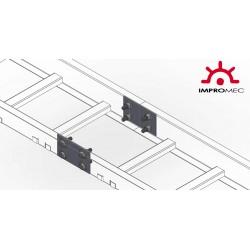 Kit de conexión entre bandejas portacables