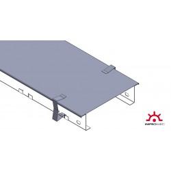 Kit de Tapa para bandejas portacables - RECTAS